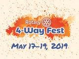 Click for Rotary 4-Way Fest