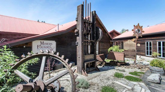 Nevada City - Miners Foundry
