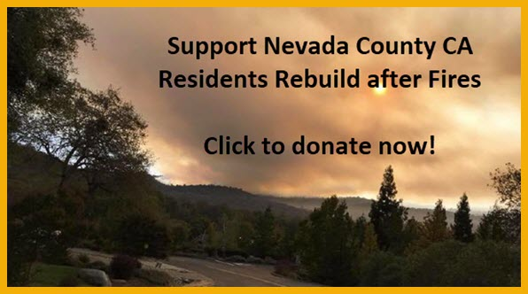 Support Nevada County friends and colleagues