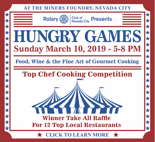 Hungry Games 2019