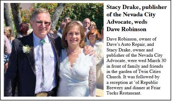 Stacy and Dave