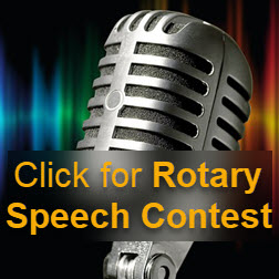 Rotary Speech Contest