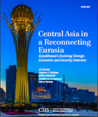 Central Asia in a Reconnecting Eurasia - Kazakhstan